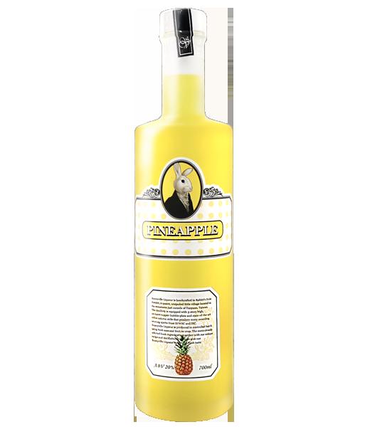 龐尼維爾-鳳梨酒